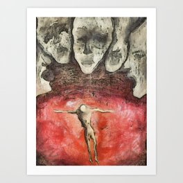 Hell Are The Others Art Print