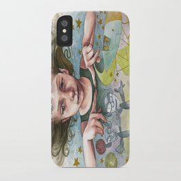 OUT OF THIS WORLD iPhone Case