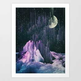 Silent Skies Art Print