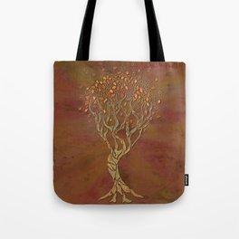 Fantasy Fall Tree Tote Bag