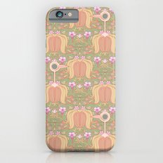 Get Out Of My Flowers You Idiot Birds Slim Case iPhone 6s