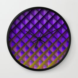 Magic Scales 04 Wall Clock