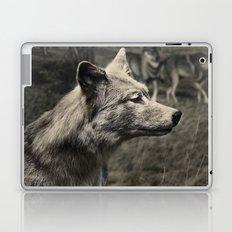 Tom Feiler Wolf Laptop & iPad Skin