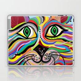 Grinning Cat Laptop & iPad Skin
