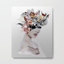 Woman IV Metal Print