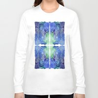 medusa Long Sleeve T-shirts featuring medusa by sandalia