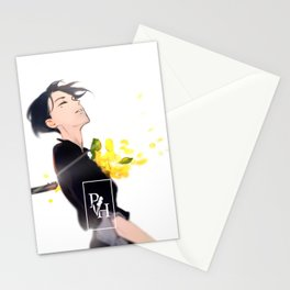 Flower Murder (Kym) Stationery Cards