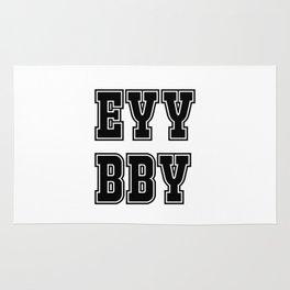 EYY BBY Rug