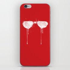 i would be sad iPhone & iPod Skin