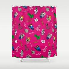 Lia Shower Curtain