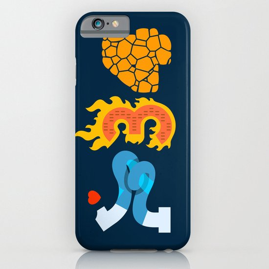 Fantastic Numbers iPhone & iPod Case
