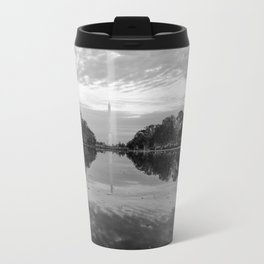 Reflecting Pool- Washington DC Travel Mug