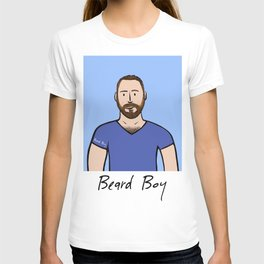 Beard Boy: Matthias T-shirt