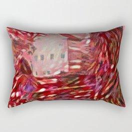 Good Read Bamberg Mandala Crazy Rectangular Pillow