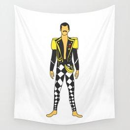 Freddie 10 Wall Tapestry