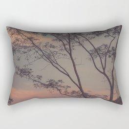 Soft Twilight Rectangular Pillow