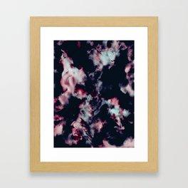 Conceal Framed Art Print
