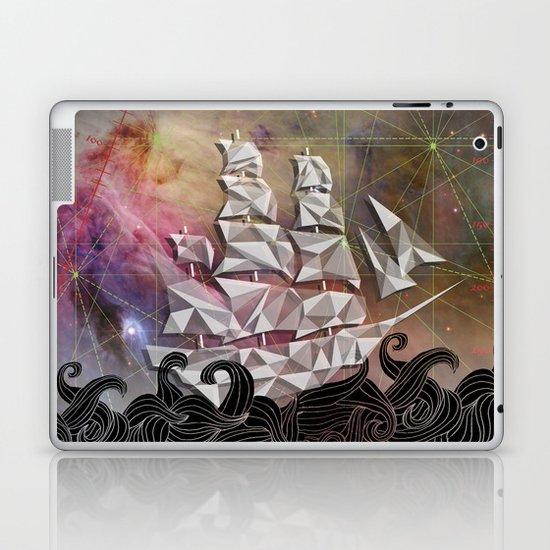 Celestial Ship Laptop & iPad Skin