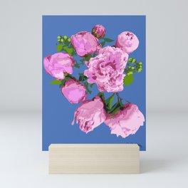 Peonies Mini Art Print