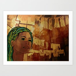 111. Art Print