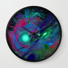 Emerging From Chaos Wall Clock