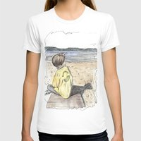 cape cod T-shirts featuring Cape Cod by Katerina Skassi