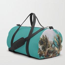 Palm Trees and Island Breeze Duffle Bag