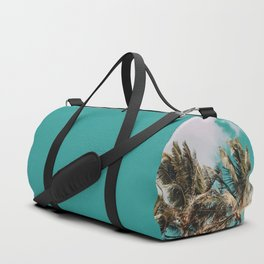 Palm Trees and Island Breeze Duffle Bag