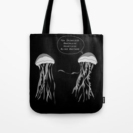 Fear the Jelly Tote Bag