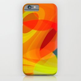 Abstract 2020 006 iPhone Case
