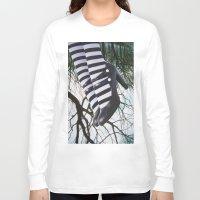 stripes Long Sleeve T-shirts featuring Stripes by John Turck