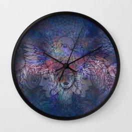 Sea Nymph 3 Wall Clock
