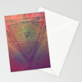 pyrymyd xrayyll Stationery Cards