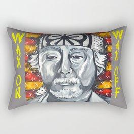 Mr. Miyagi Rectangular Pillow