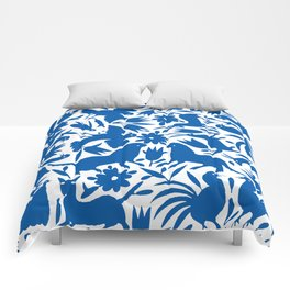 otomi blue Comforters