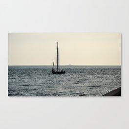 navigate Canvas Print