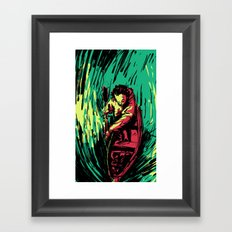Boatbro Framed Art Print