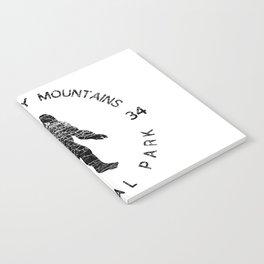 Great Smoky Mountains National Park Sasquatch Notebook