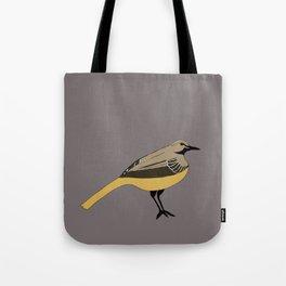 Mrs Wagtail Tote Bag