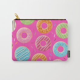 donut jelly bread sweet Carry-All Pouch