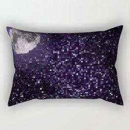 stars and moon Rectangular Pillow