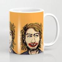mac Mugs featuring Mac Demarco by Katie Lazo Designs
