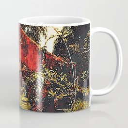 Under the stairwell - Florest Navarro de Andrade Coffee Mug
