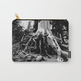 Mt. Hood Tree Roots Carry-All Pouch