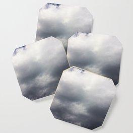 Winter Clouds #society6 #decor #buyart #artprint Coaster