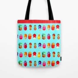 Dollies Tote Bag