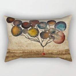 A Cosmic Incident Rectangular Pillow