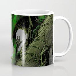 Dungeons, Dice and Dragons, Green Dragon Coffee Mug