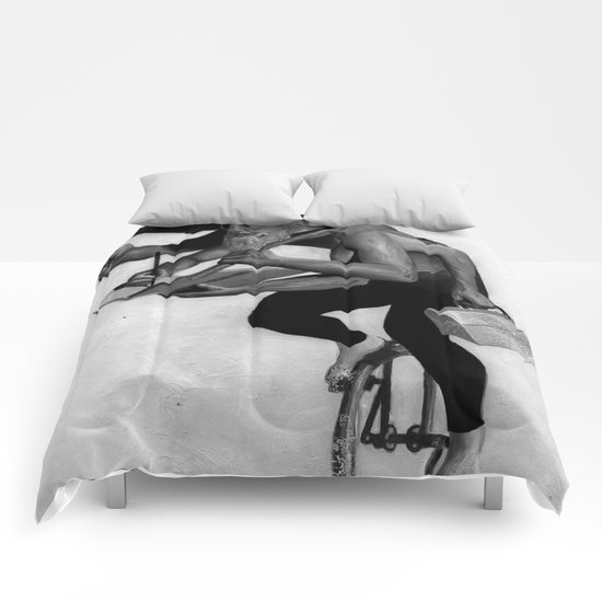 The Spice of Life Comforters