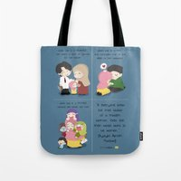 islam Tote Bags featuring Women in Islam by SpreadSalam